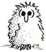 Cartoon Owlet Transparent Background